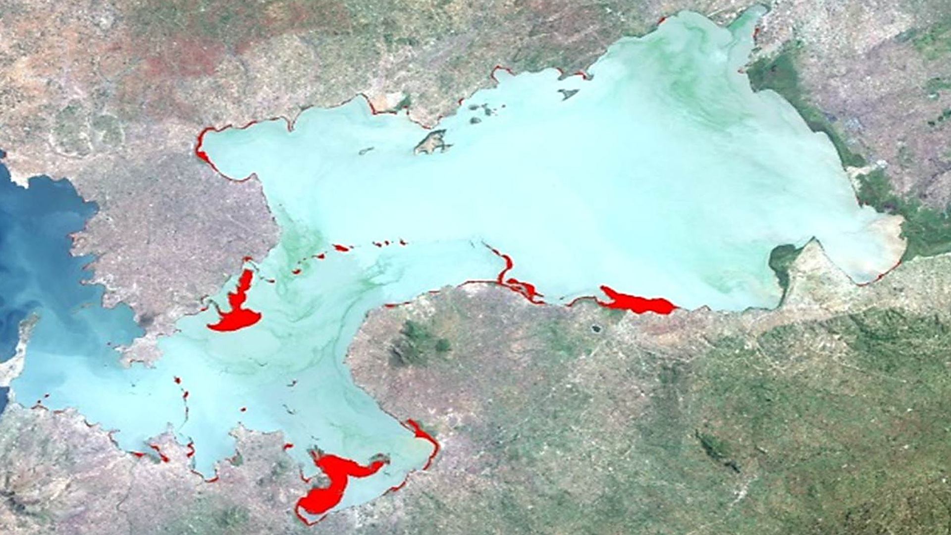 Lake Victoria Water Resources III