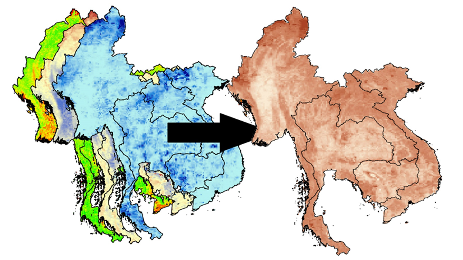 Utilizing Nasa Earth Observations To Enhance Drought Management Decisions Within The Mekong River Basin S Agricultural Fields