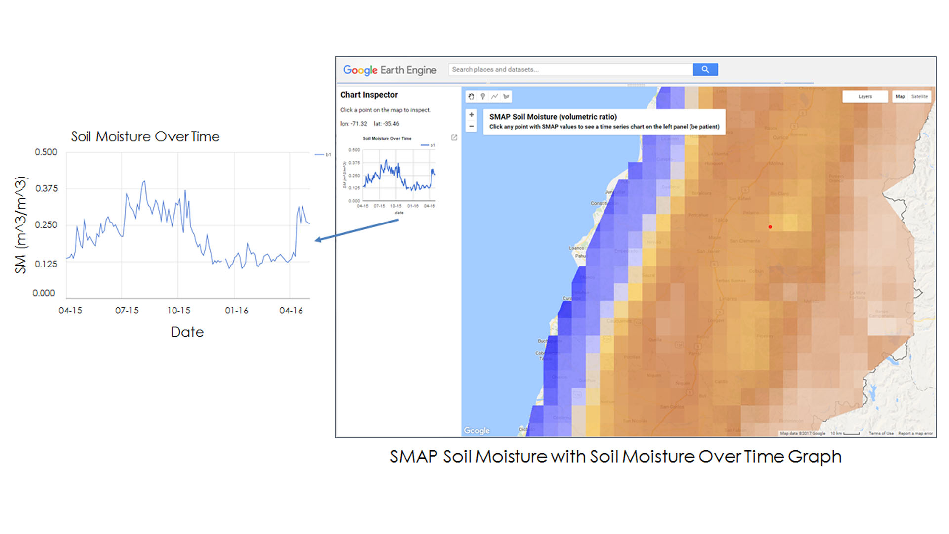 Integrating Nasa Earth Observations Into The Google Earth Engine Platform To Enhance Drought Monitoring In Chile