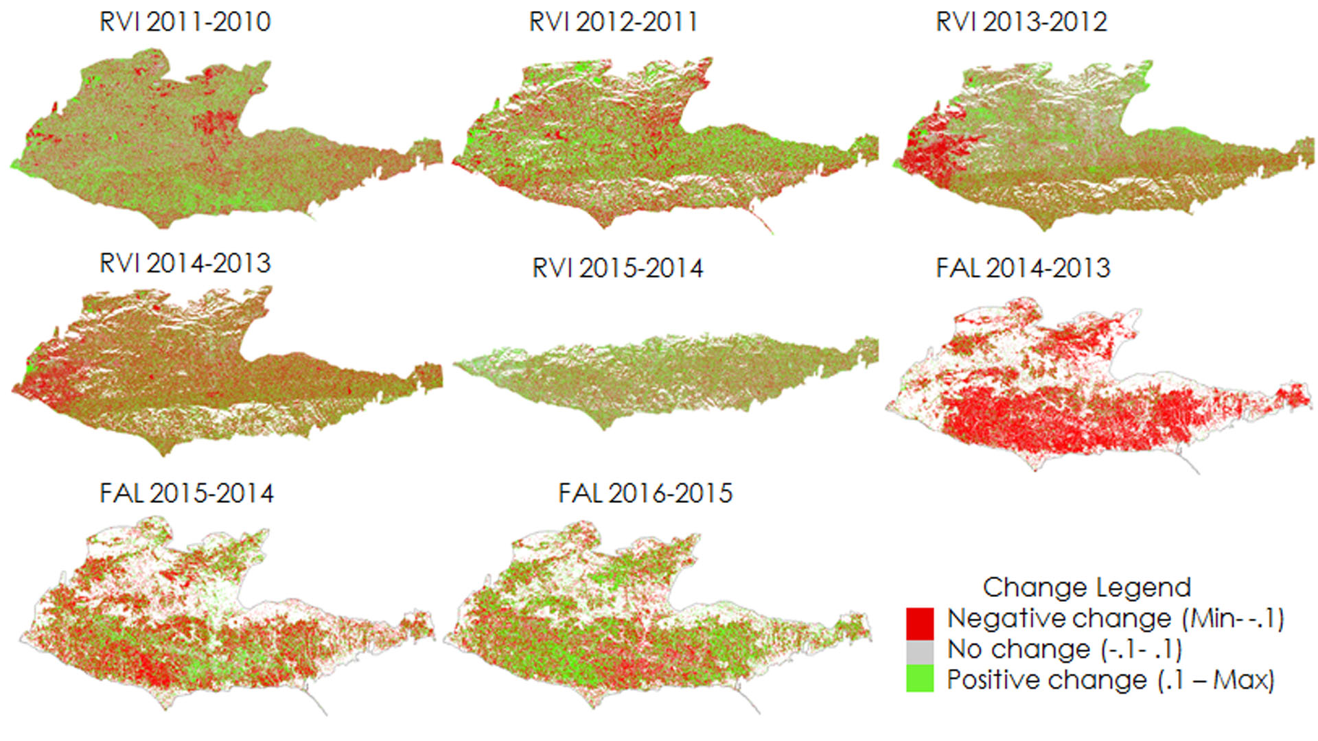 Using Nasa Earth Observations To Determine The Extent Of Drought And Insect Related Dieback In