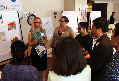 DEVELOPers Participate in SERVIR-Mekong's Gender & GIS Conference