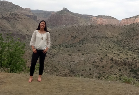 Using NASA Earth Science Data to Help Manage Water Resources in the Navajo Nation: A Data Chat with Vickie Ly
