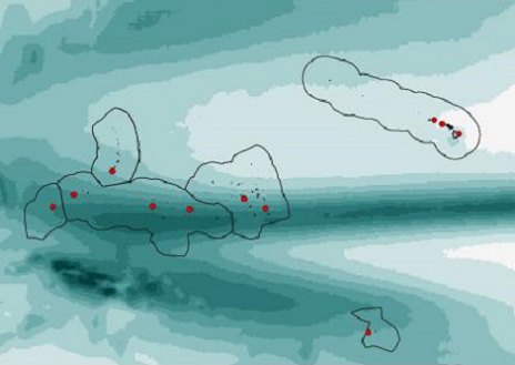 Examining Precipitation Patterns in the Pacific Islands