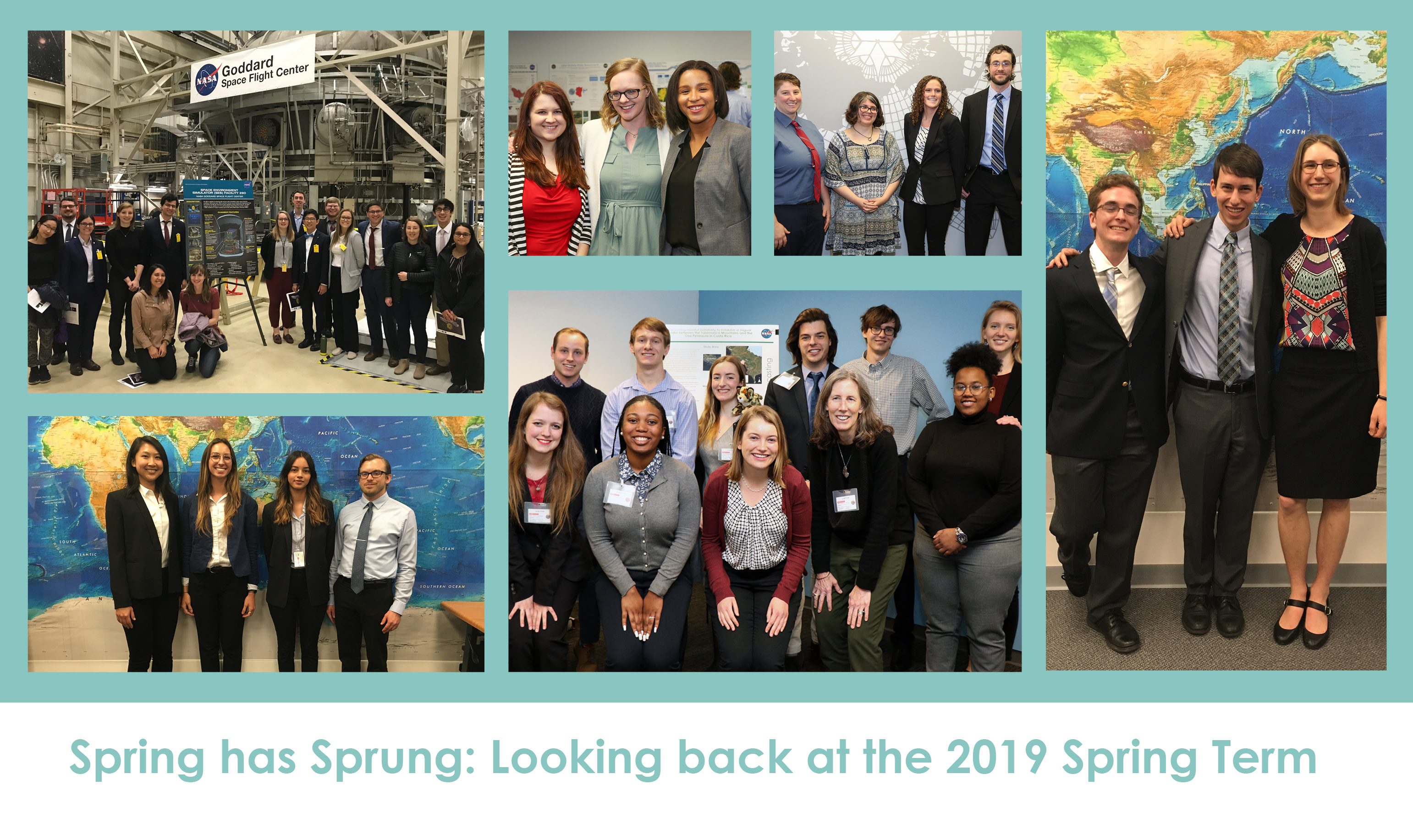 Spring has Sprung: Looking Back at the 2019 Spring Term